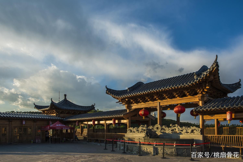风景写实——延安太和山风光