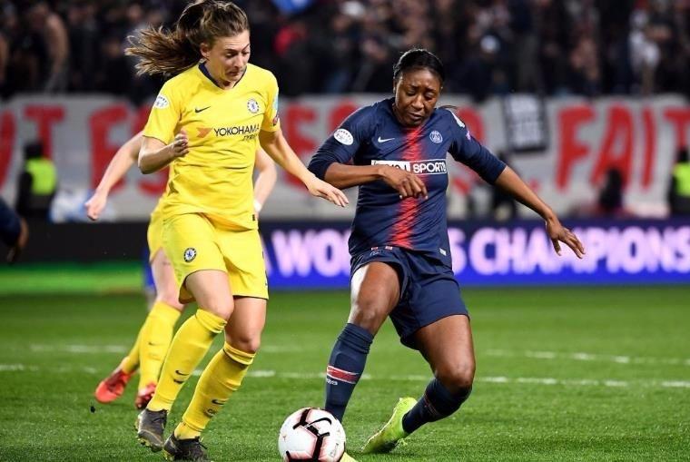 魔咒!巴黎男女足欧冠竟同一种死法:主场补时惨遭绝杀 命啊