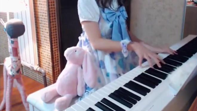未闻花名ED secret base 唯美钢琴演奏 我们仍未知道那天所看见的花的名字