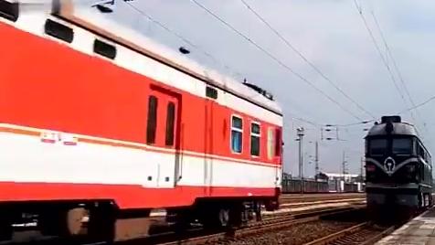 「原创」 实拍火车视频大集锦