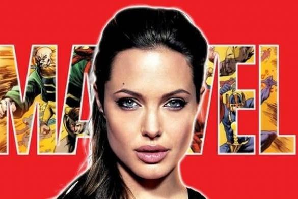 安吉丽娜·朱莉将参演接续《复4》的《永恒族》,开启MCU第四阶段