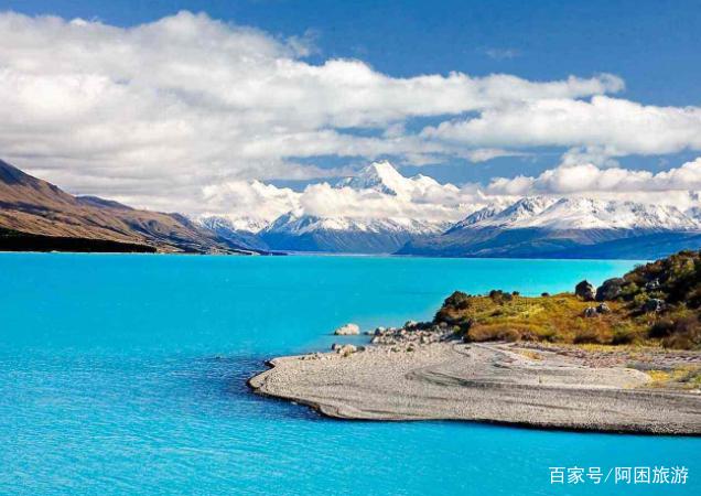 天地山海极致美景,看看新西兰到底有多美!