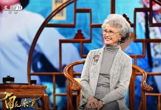 76岁白骨精杨春霞37年首发声!回应与《西游记》杨洁导演不合传闻
