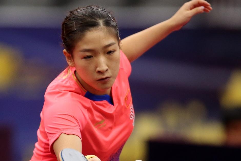 冠军之师!刘诗雯已成国乒夺冠最稳一环,世乒赛冲双冠王+四连冠