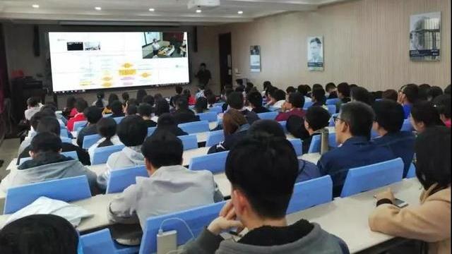 西安电子科技大学建成全国第一个人工智能教育创新实验室