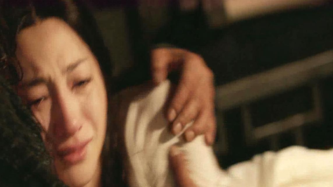 花漾:李小冉被丈夫抛弃,怎料被任达华看上强行做压寨夫人