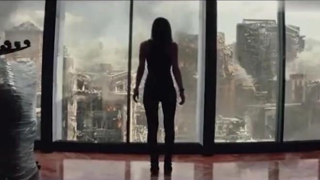 好莱坞灾难大作末日崩塌2定档2020年达达里奥身材自我放飞