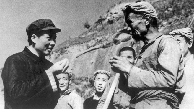 毛泽东等老一辈革命家的俭朴生活
