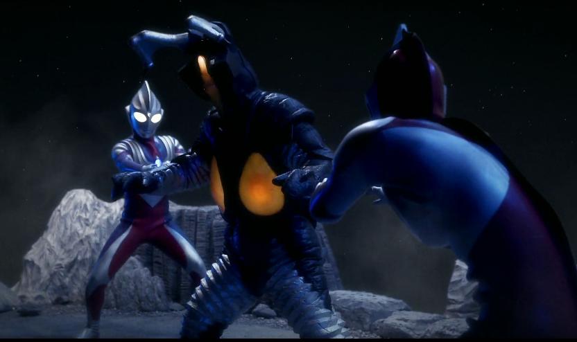银河对战的6大boss怪兽,一位封印7奥,一位把巨人当手