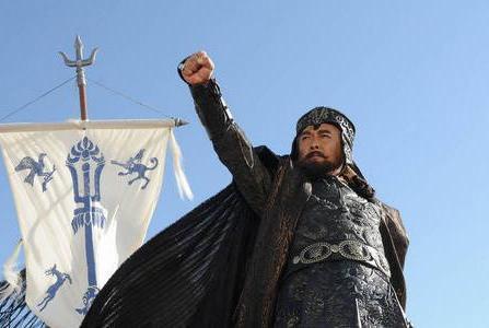 将军中箭失血将死,成吉思汗下令将他塞入牛肚,结局出人意外