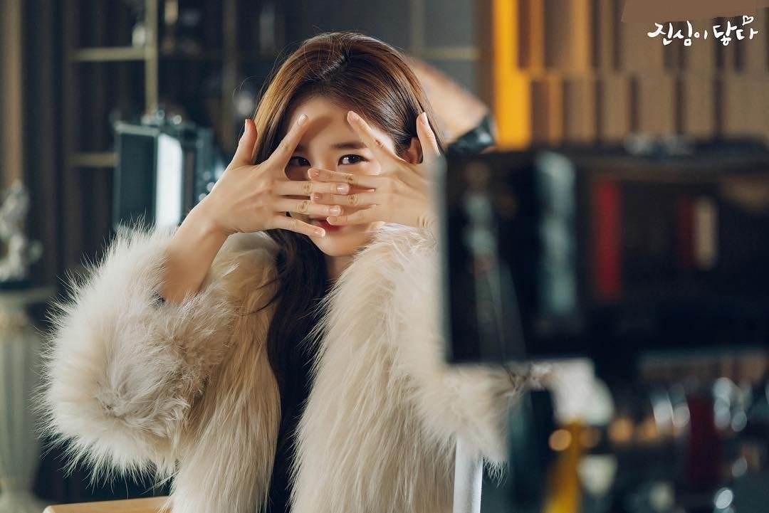 《触及真心》刘仁娜与李栋旭再续前缘,长发百变造型好图片