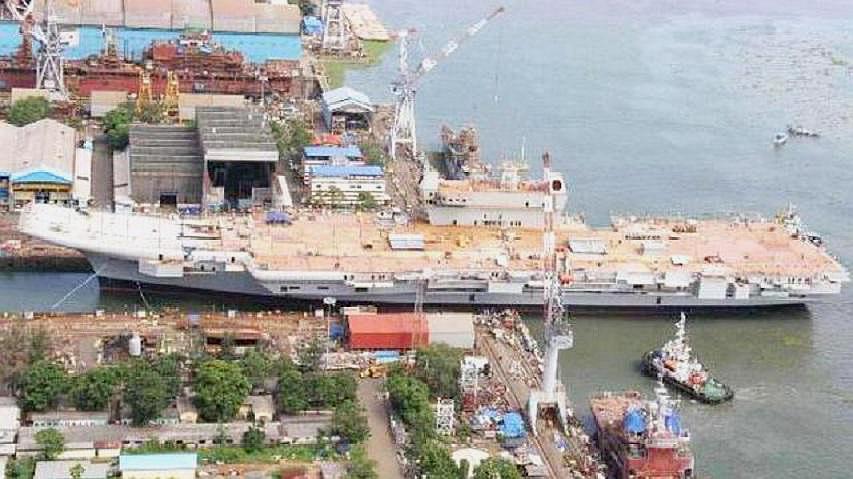 印度欲打造世界一流海军,要实现这一梦想,或只有求助中国?