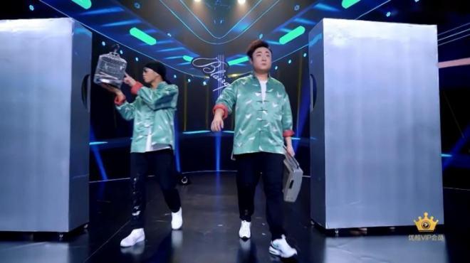 新舞林大会:乔杉搭档小白,挑战多元素街舞,真是太赞了