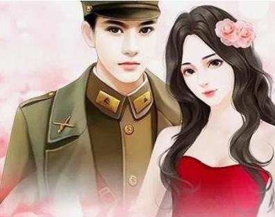 军婚高糖文:他高冷军爷帅掉渣,当她遇到他,变成女汉子