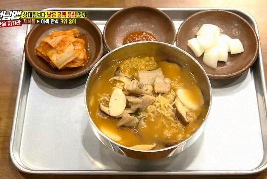 韩国跑男挑战亚洲最臭食物,池石镇直呼顶不住,李光洙举白旗投降