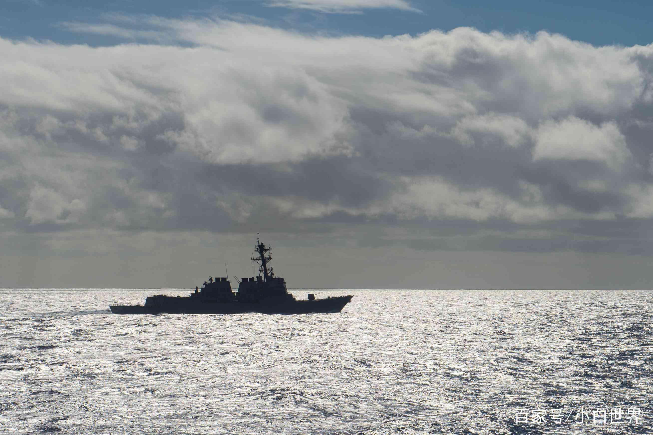 美国军舰再到西沙群岛挑衅,越南背信弃义发声支持美国!