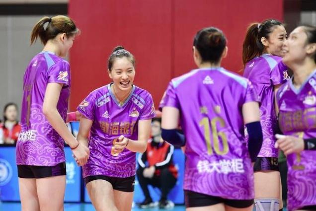 带伤出战仍是进攻核心+得分王,李盈莹无疑是天津女排夺冠的保障