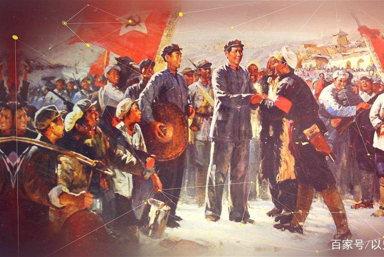 红军当年是这样过春节的,虽然有人不信,但事实就是如此