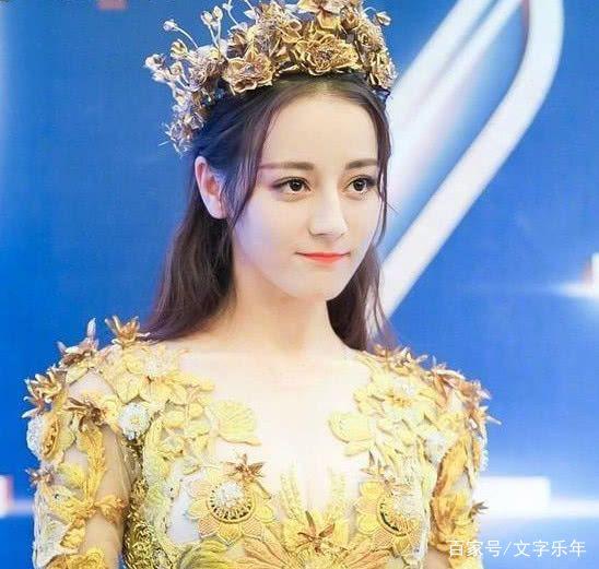 世界超一线女明星名单_在明星势力榜迪丽热巴也是女演员的翘楚.