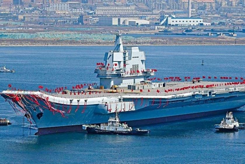 想要成为海军强国,中国到底需要造多少航母?数量吸睛