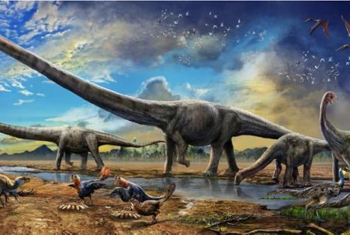 """对""""6500万年前来自外星的人类杀死了恐龙""""的驳斥!"""