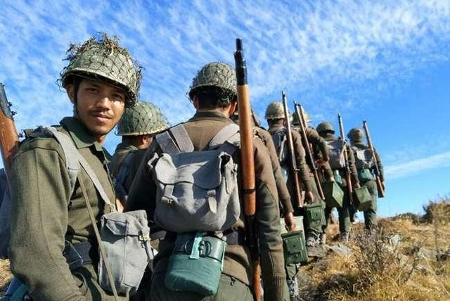 """印度""""抗战神剧"""",一个人阻止中国军队72小时,还击毙我军300人"""