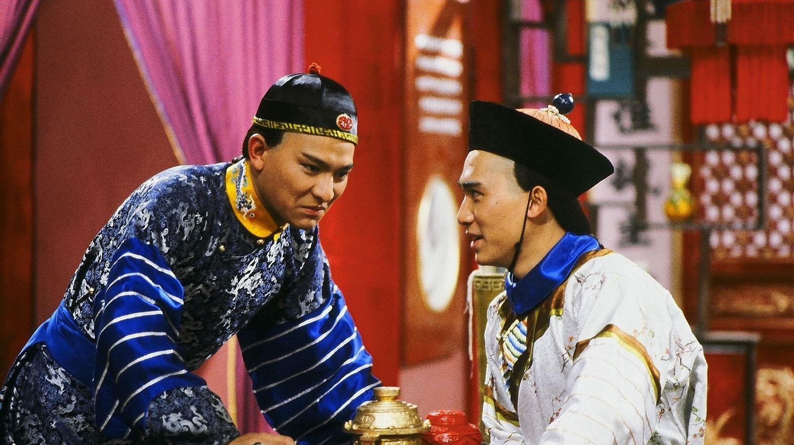 历代韦小宝扮演者,第一个是女星扮演,但梁朝伟张卫健都难以取代