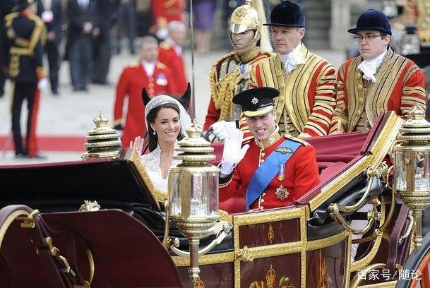 哈利王子担任哥哥的伴郎,致辞才说到一半凯特直接泪洒婚礼现场