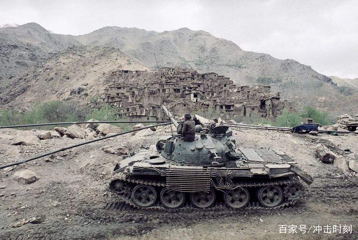 """阿富汗为什么能得到""""帝国坟场""""的名号?"""