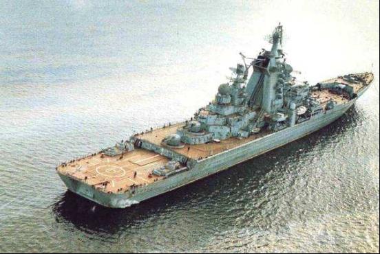 俄罗斯复活巨舰!轻轻松松装500枚导弹,美国称此举不可原谅