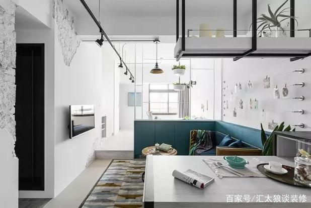 这是我见过最酷、最有格调的女生公寓,你敢相信它只有33平?