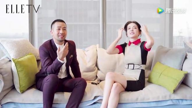 ELLE采访 麻醉风暴黄健玮 许玮宁演技大考验