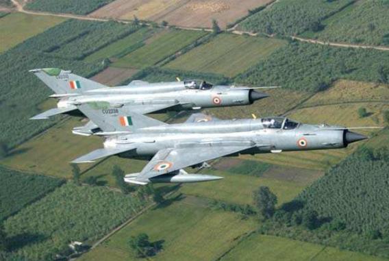 印巴之间矛盾再起,印空军击毁4架巴铁战机,印方高空也无法自保
