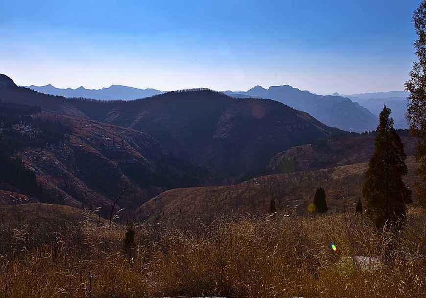 除了杭州平湖秋月,金華清風寨,風景如畫的旅游景點
