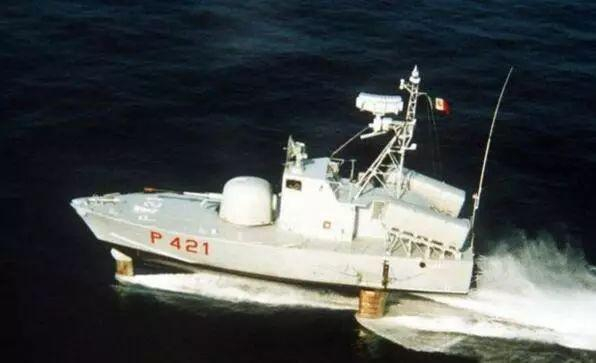 总有一些国家喜欢刺激,在小舰艇上装大火力,俄罗斯的相当完美