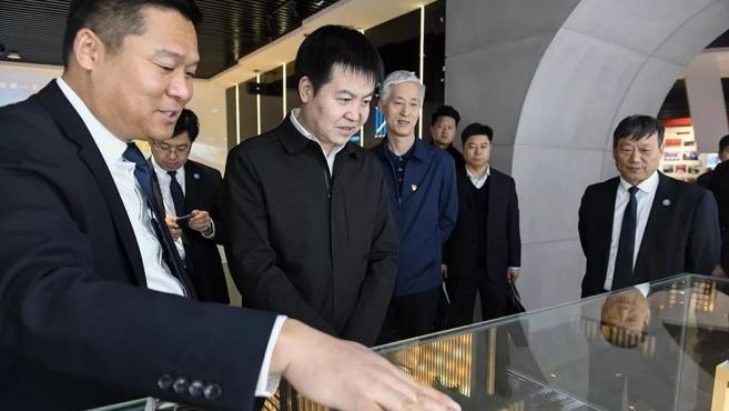 王斌调研中铁北京工程局一公司党风廉政建设工作