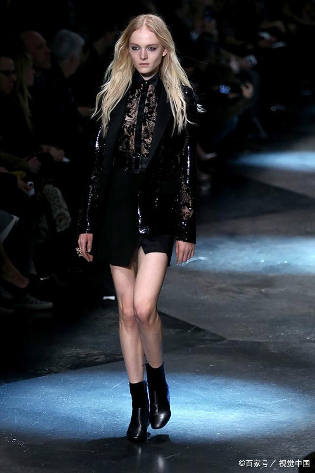 时装周:多和时装周上的模特学习穿搭,你也可以成为