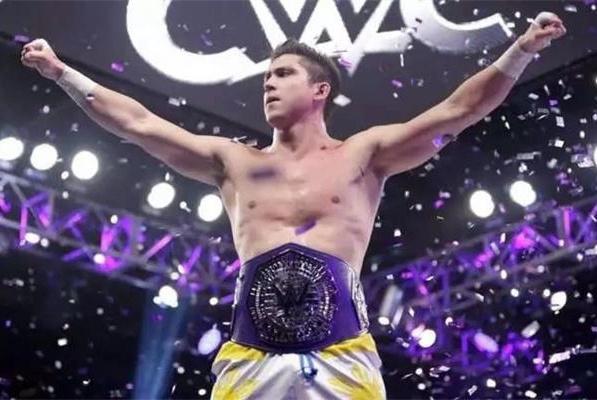 他曾是WWE轻量级冠军,只因添了新纹身,被老板亲自炒了鱿鱼