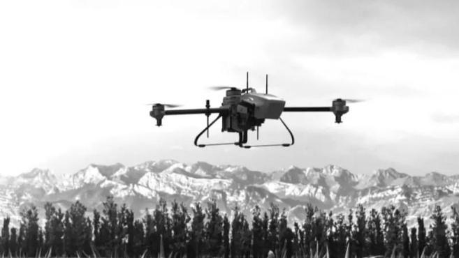 规模堪比美国空军的2000多架无人机奔赴新疆!一场万亿级产业革命正在中国发生……