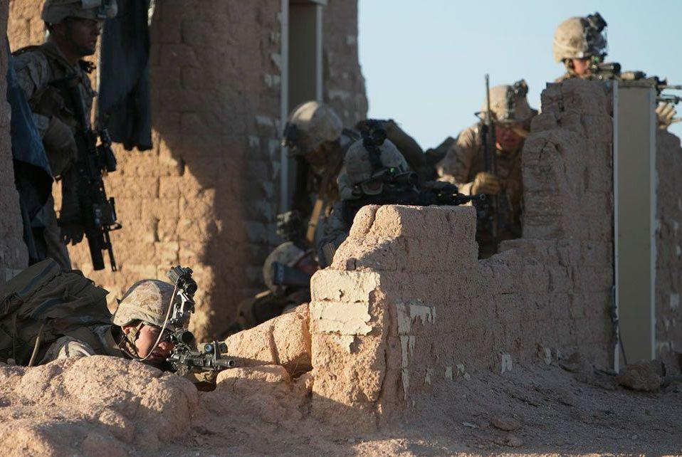 这一战,塔利班对2倍于自己的美军发起攻击,完胜