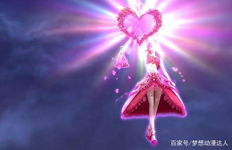 叶罗丽:王默不是火领主的女儿,母亲记忆被封印,而父亲图片