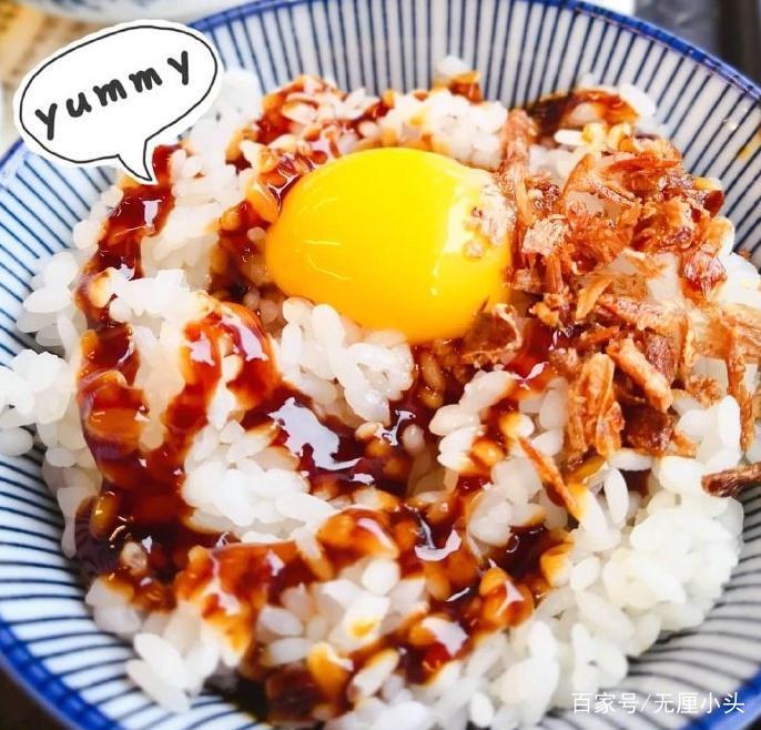 台湾地道名小吃猪油拌饭民间美食图片大全图片