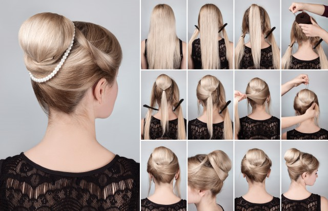 儿童辫子发型款式多 这样扎发洋气又简单