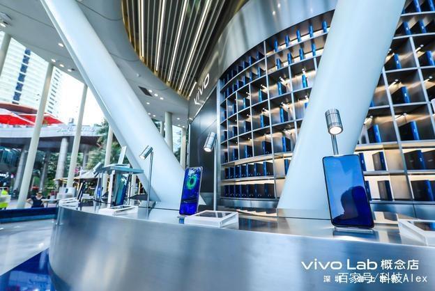 vivo在深圳海上世界造了一艘超酷飞船,这又是什么黑科技?