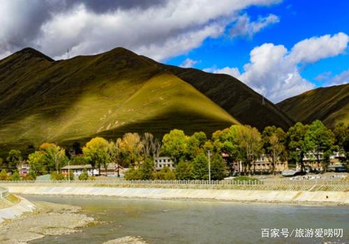 甘孜州新都桥,这么美丽的风景,旅游一定要来看一看!
