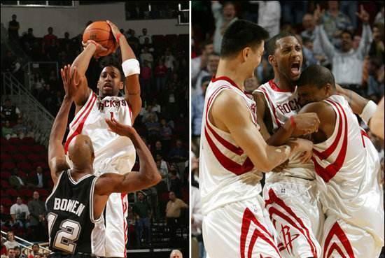 NBA五大经典绝杀:费舍尔0.4秒绝杀马刺,麦迪35秒13分成绝唱