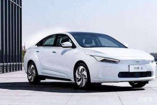 吉利新能源汽车几何A正式上市 极具科技感 开启美丽新世界