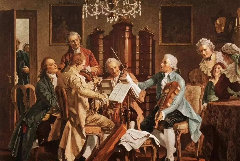 向古典主义进军(三),奏鸣曲式是怎么回事