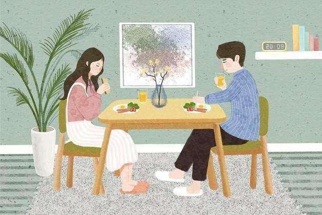 情侣相处,能够做到这五点的,感情会越来越好!
