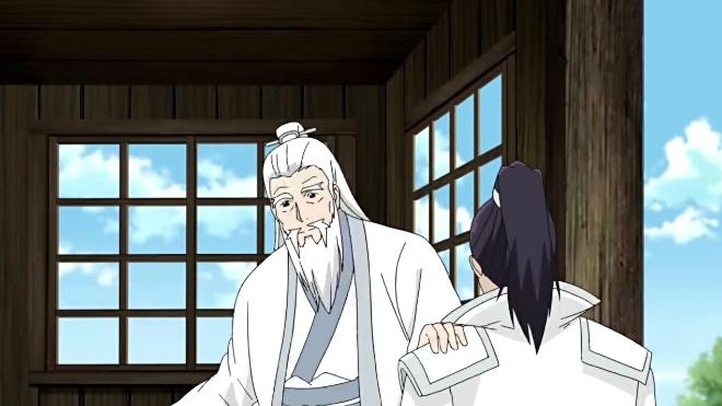 剑王朝 第2季 薛老率众徒入住墨园